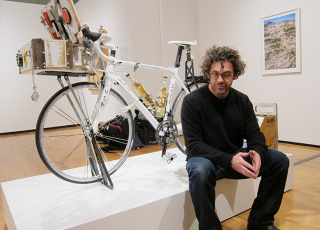 Image of Tom Sachs